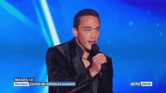 La voix de Johnny bientôt à Lausanne