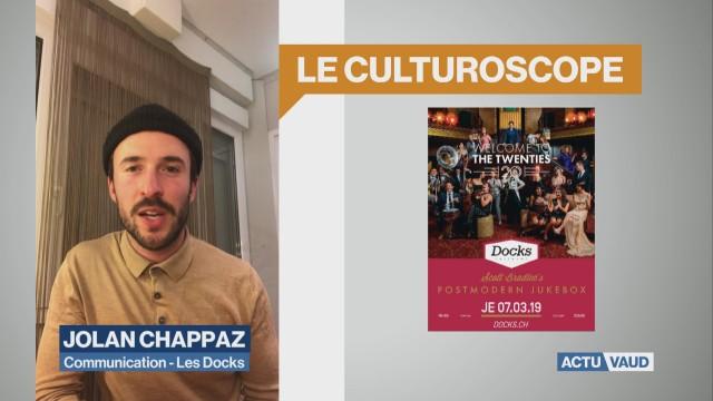 Découvrez le menu culturel de la région