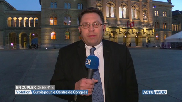 Centre de Congrès: le scrutin montreusien annulé