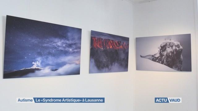 """""""Syndrome Artistique"""": une galerie unique en Suisse"""
