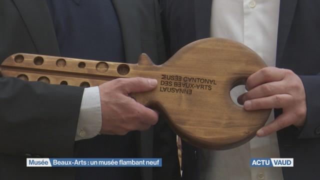Actu Vaud [S.2019][E.65]