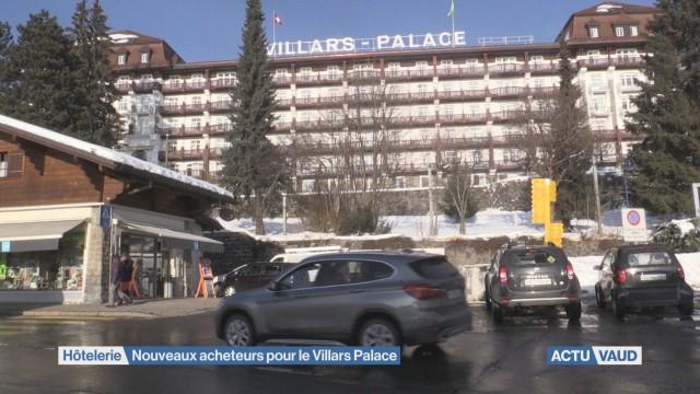 Nouveaux acheteurs pour le Villars Palace