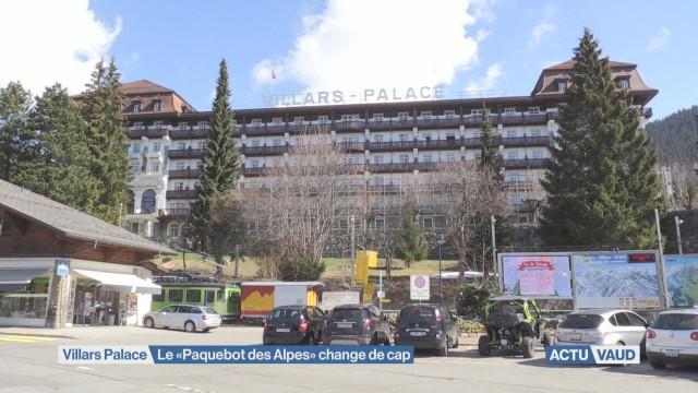 « Le Paquebot des Alpes »  va changer de cap