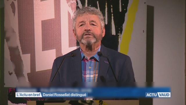 Daniel Rossellat, docteur honoris causa