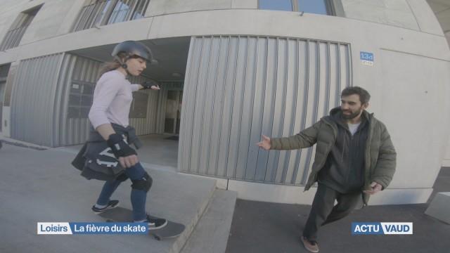 La fièvre du skate