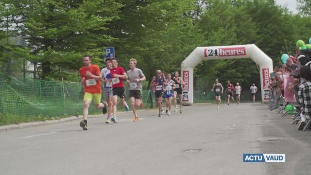 Plus de 27'000 participants aux 20 KM de Lausanne