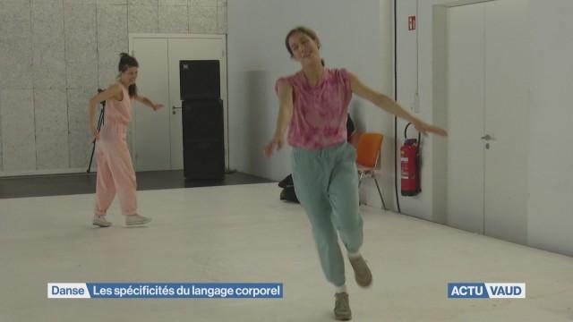 La danse comme langage