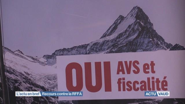 Des militants du POP vaudois veulent recourir contre la RFFA