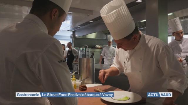 Le Streat Food Festival débarque à Vevey