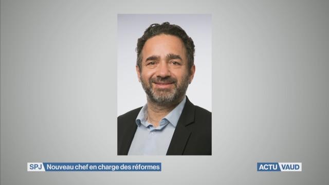 Frédéric Vuissoz confirmé à la tête du SPJ