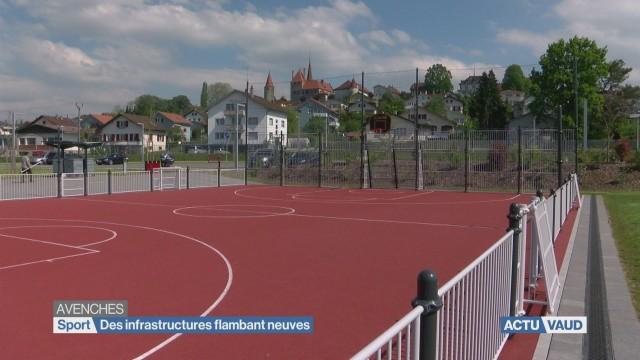 Un nouveau complexe sportif pour Avenches