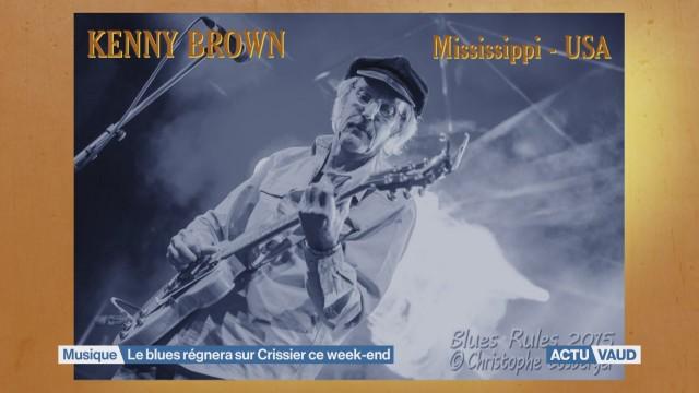 Le blues régnera sur Crissier ce week-end