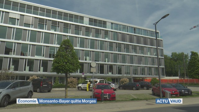 Monsanto-Bayer quitte Morges