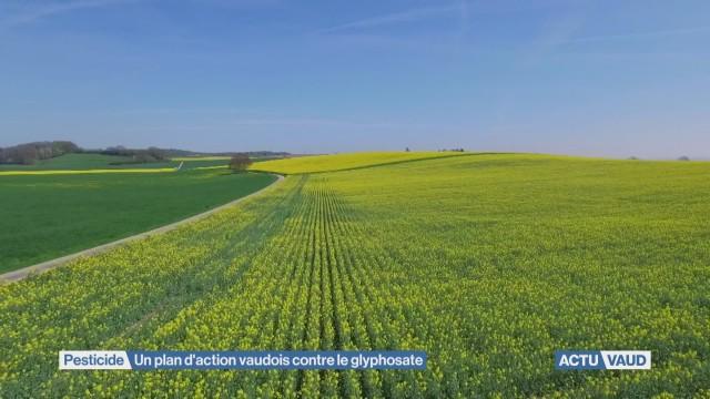 Les députés approuvent largement la limitation du glyphosate