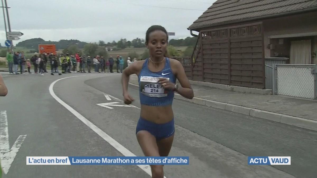 Lausanne Marathon a ses têtes d'affiche