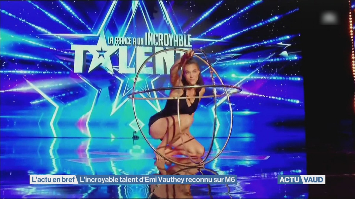 L'incroyable talent d'Emi Vauthey