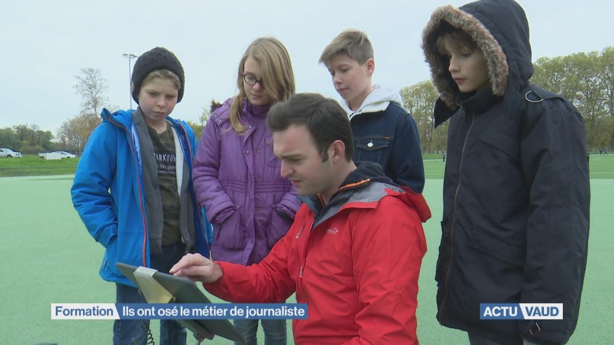 Oser le métier de journaliste