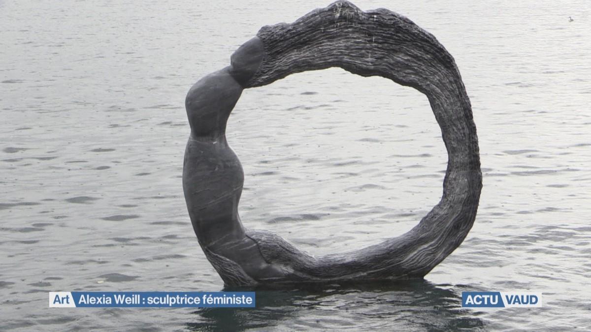 Alexia Weill : sculptrice monumentale