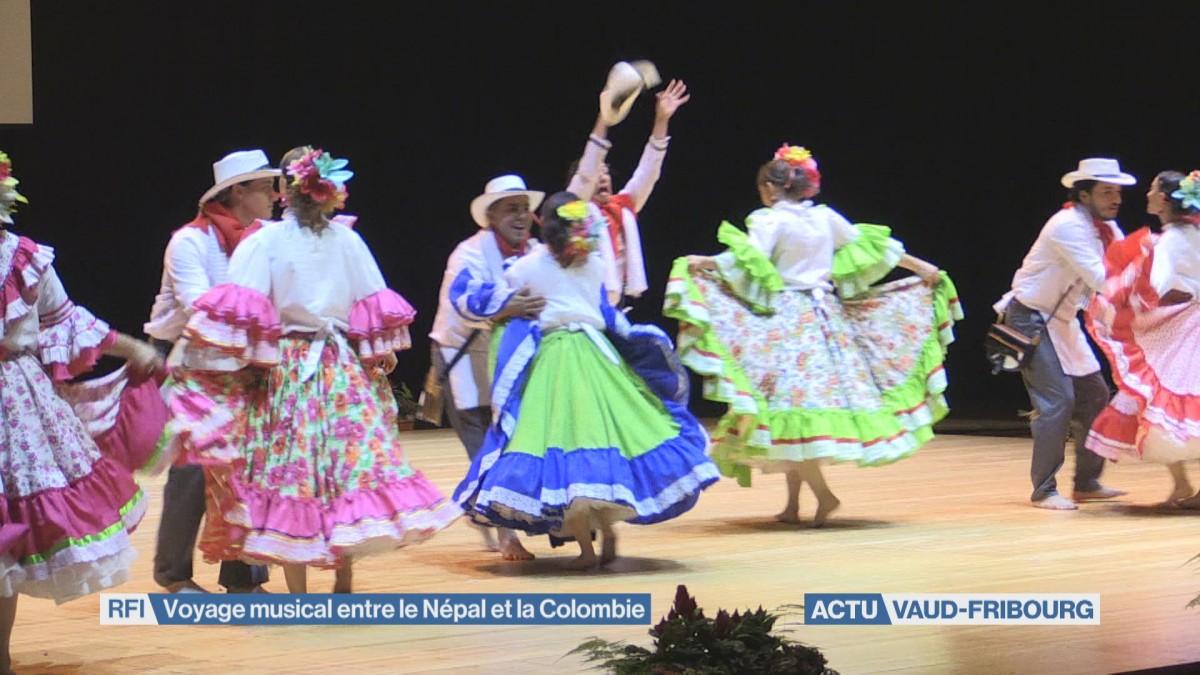 Voyage musical entre le Népal et la Colombie