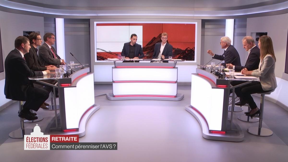 Conseil des États FR: Comment pérenniser l'AVS?