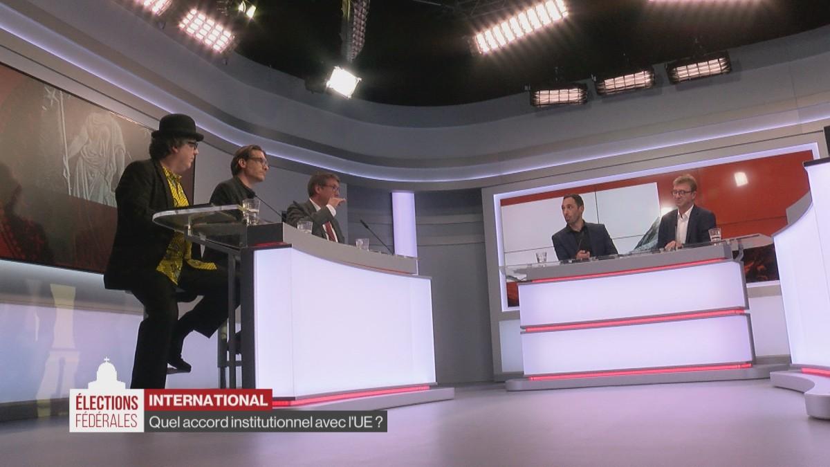 Conseil des États FR: Quel accord avec l'Union européenne ?