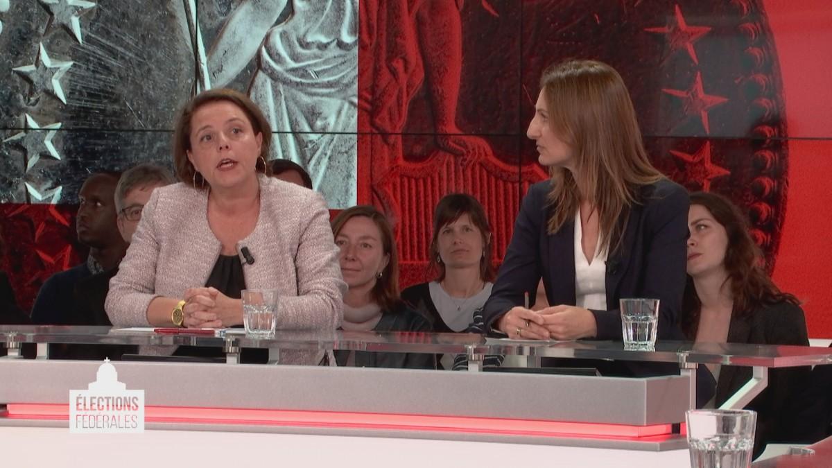 Le débat du 2ème tour du Conseil des Etats VD (1ère partie)