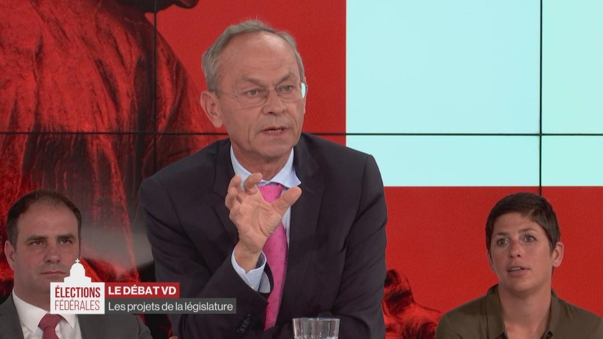Le débat du 2ème tour du Conseil des Etats VD (2ème partie)
