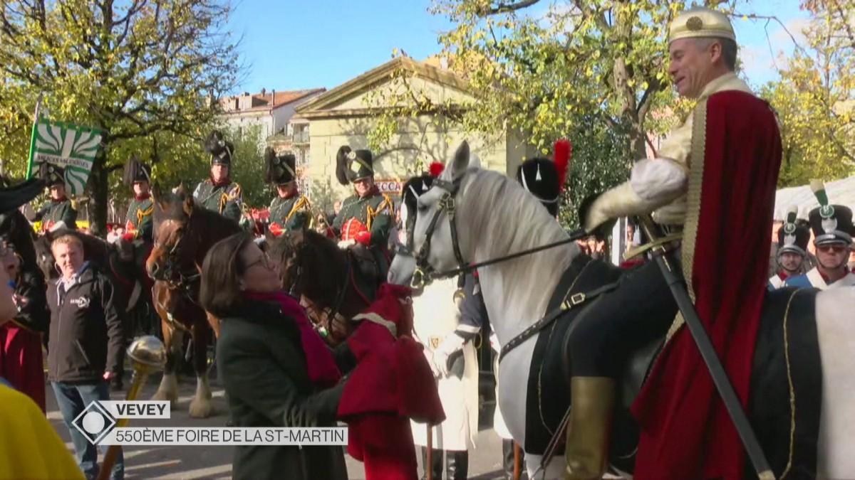 Le best-of de la Saint-Martin à Vevey