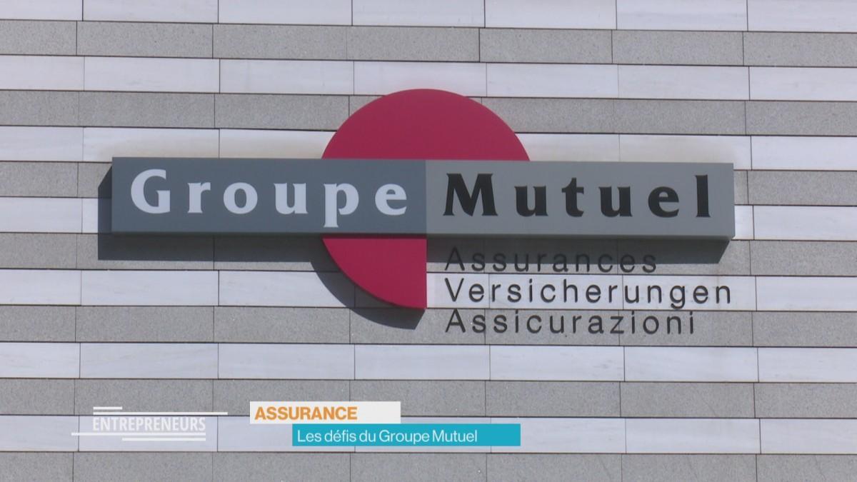 L'assureur Groupe Mutuel