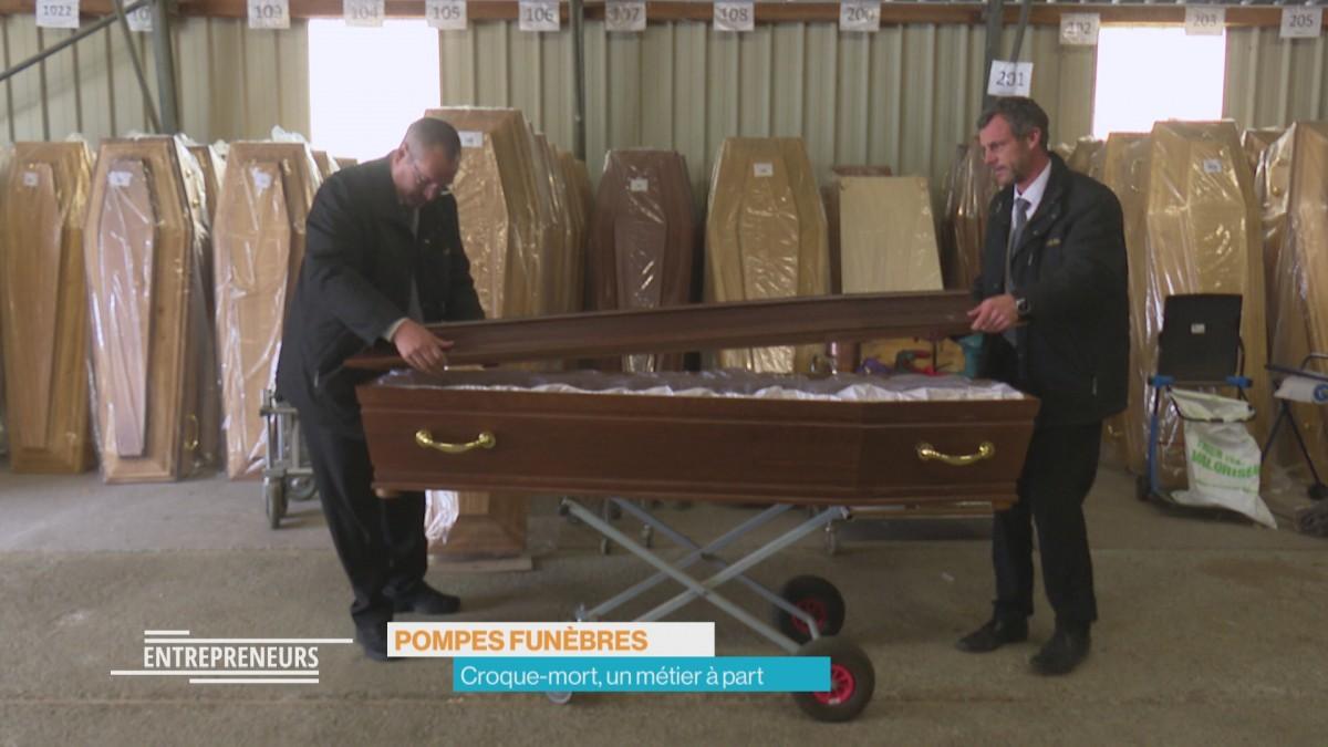 Pompes funèbres, un business à part