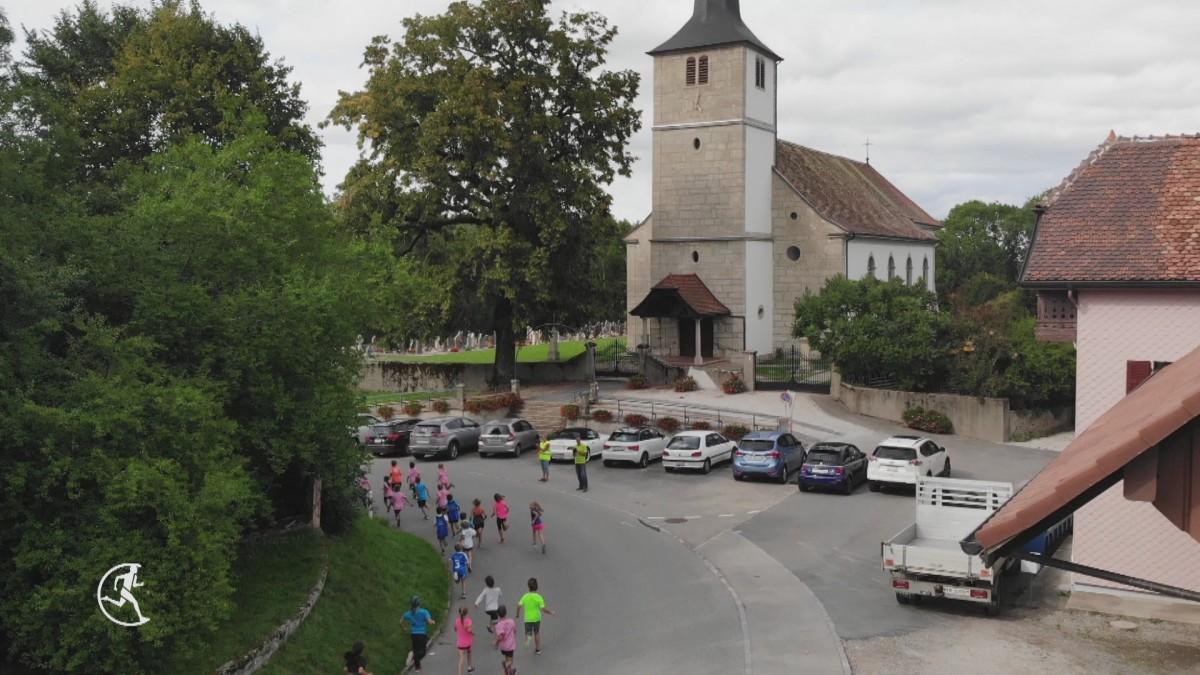 2ème étape du Groupe E Tour à Surpierre