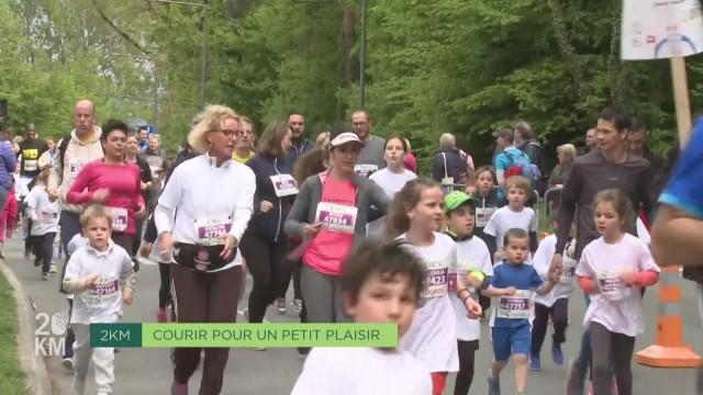 20KM - Courir pour un petit plaisir - 2km