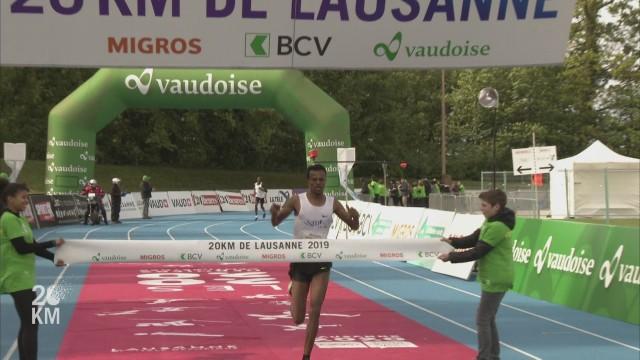 20km de Lausanne 2019