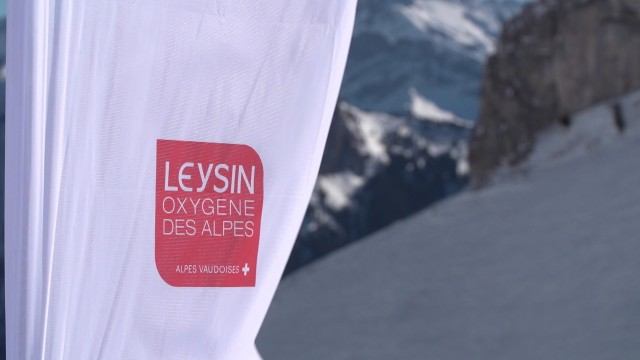 Leysin - Freestyle stage