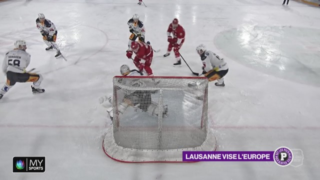 Le Lausanne hockey club a réagi