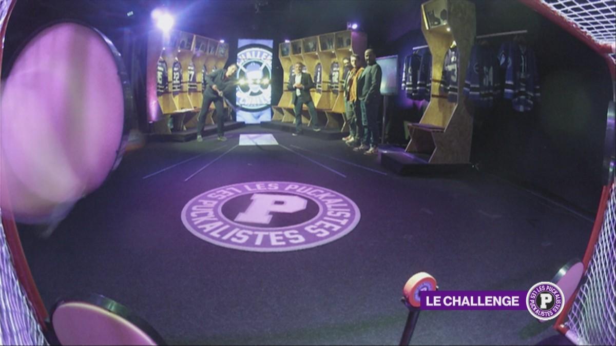 Le challenge des Puckalistes avec Didier Massy