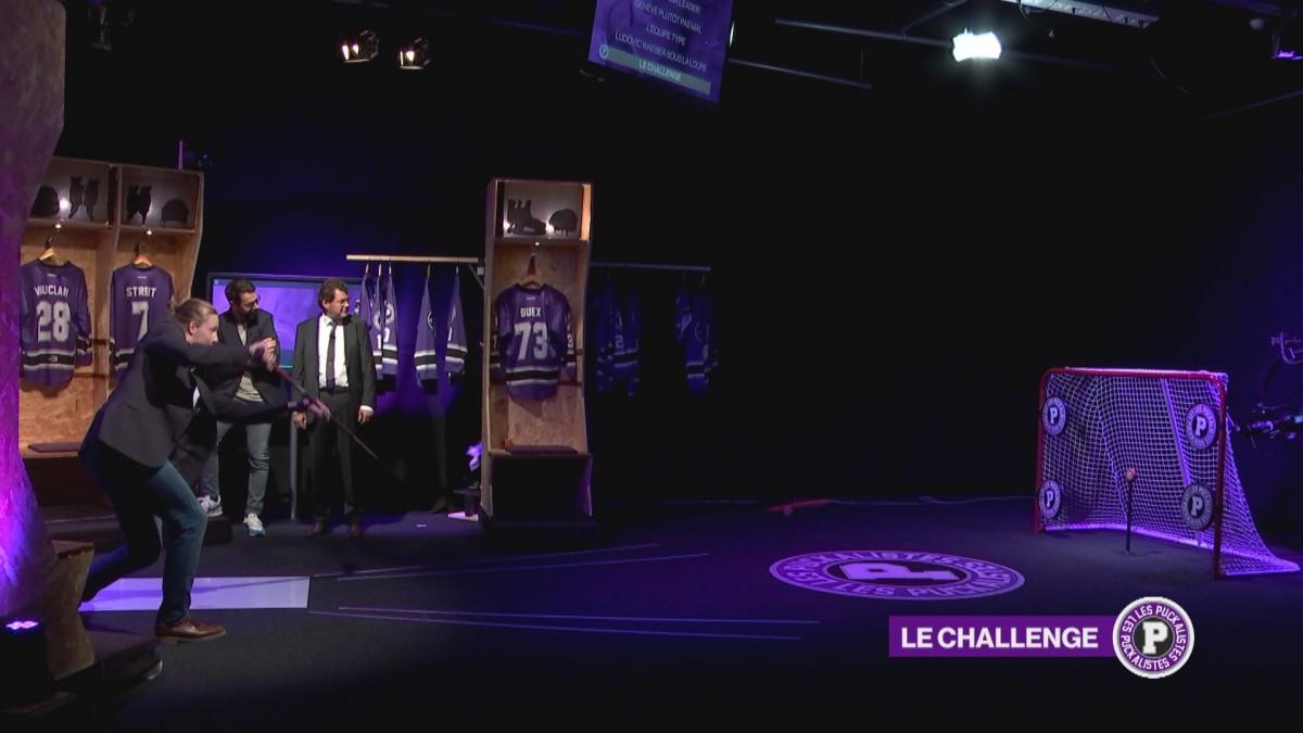 Le challenge de Ludovic Waeber