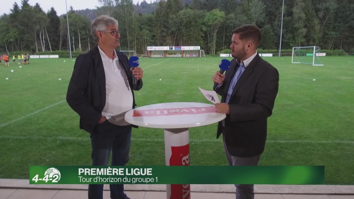 Analyse de la situation en Première ligue