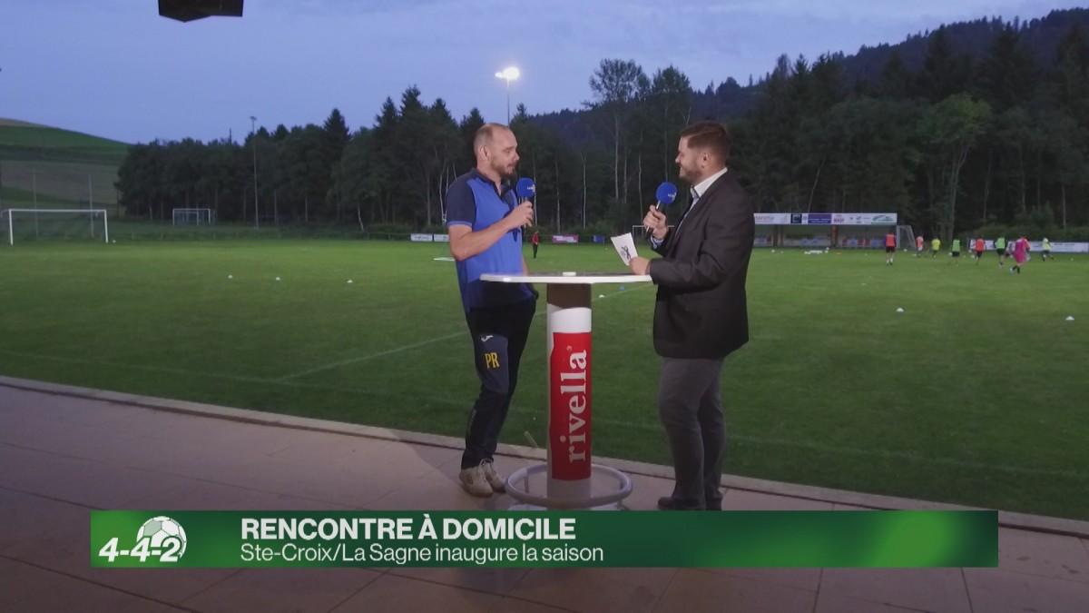 FC Sainte-Croix/La Sagne ouvre le bal
