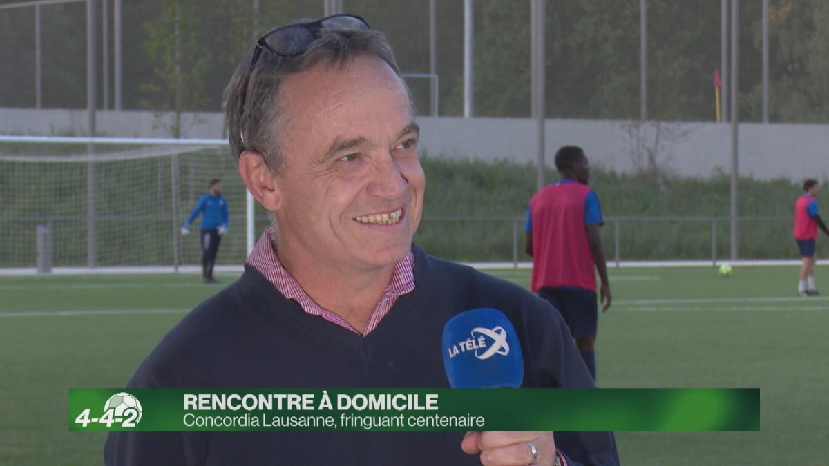 FC Concordia Lausanne, ce fringuant centenaire