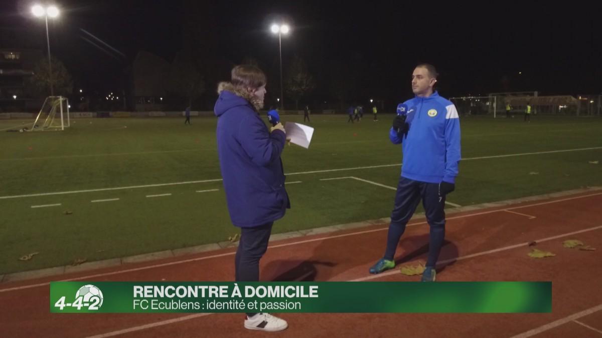 FC Ecublens : identité et passion