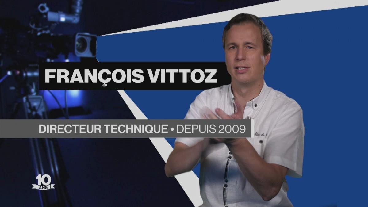 La Télé fête ses 10 ans avec François Vittoz