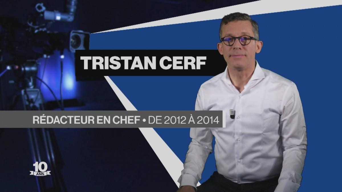 La Télé fête ses 10 ans avec Tristan Cerf