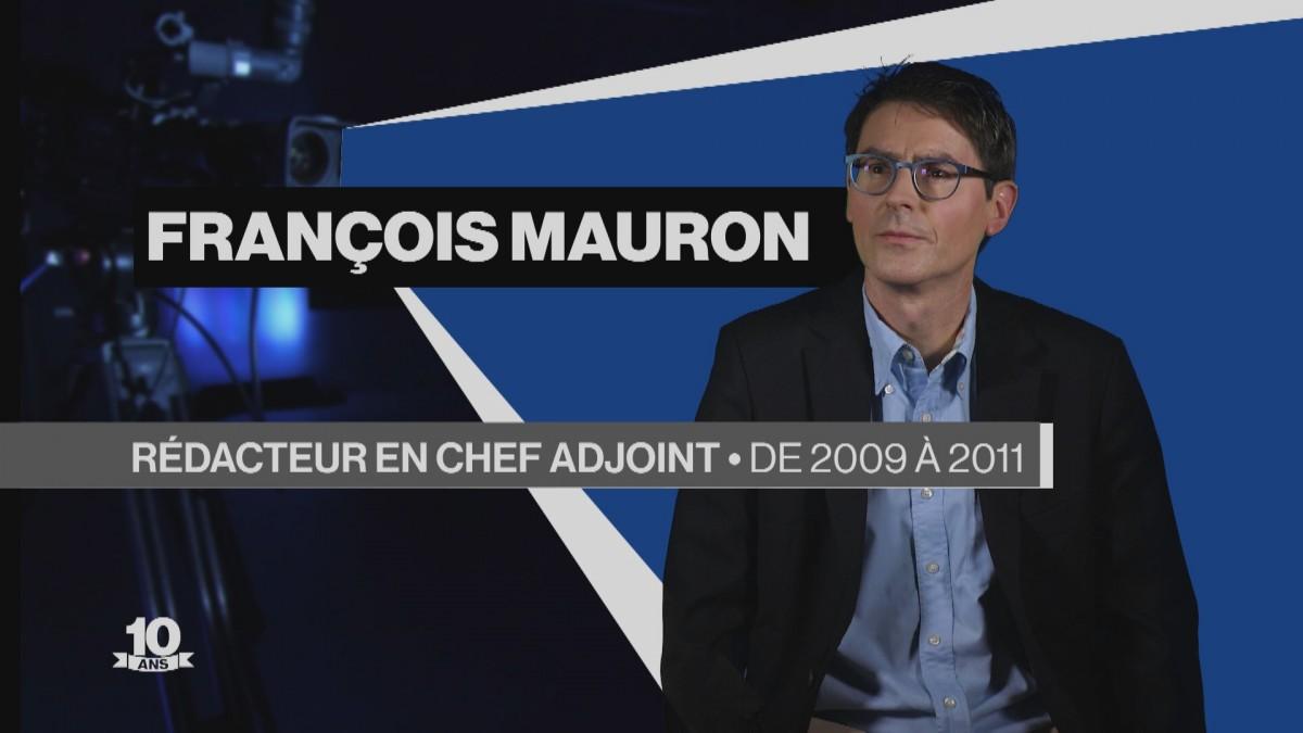 La Télé fête ses 10 ans avec François Mauron