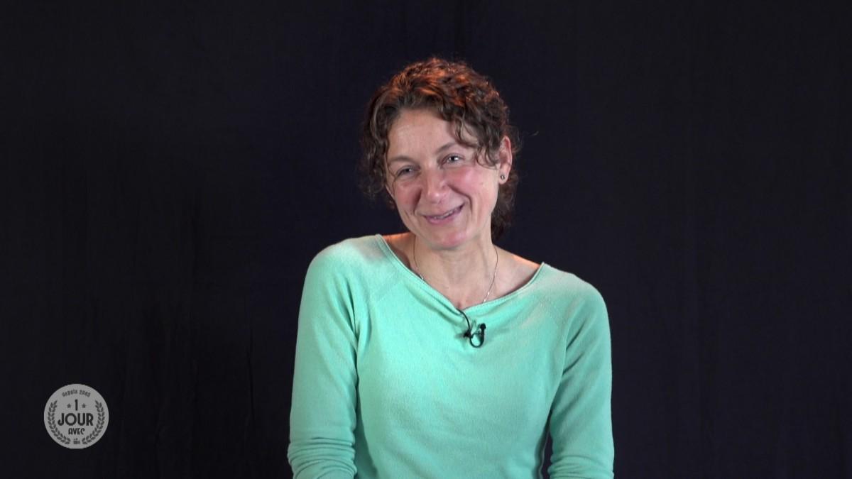 Stefania Martinoli, vétérinaire