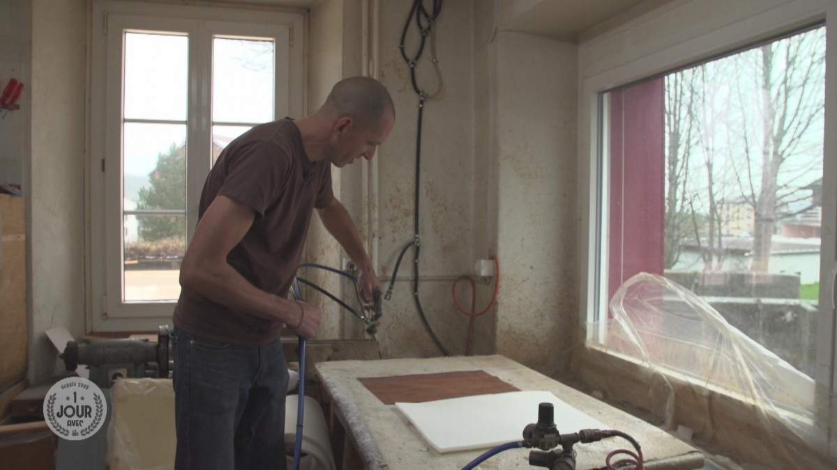 Michel Juriens, décorateur d'intérieur
