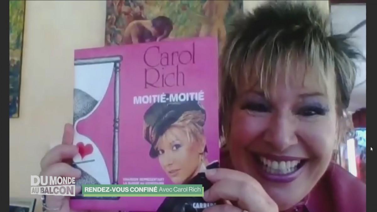 Rendez-vous confiné avec Carol Rich