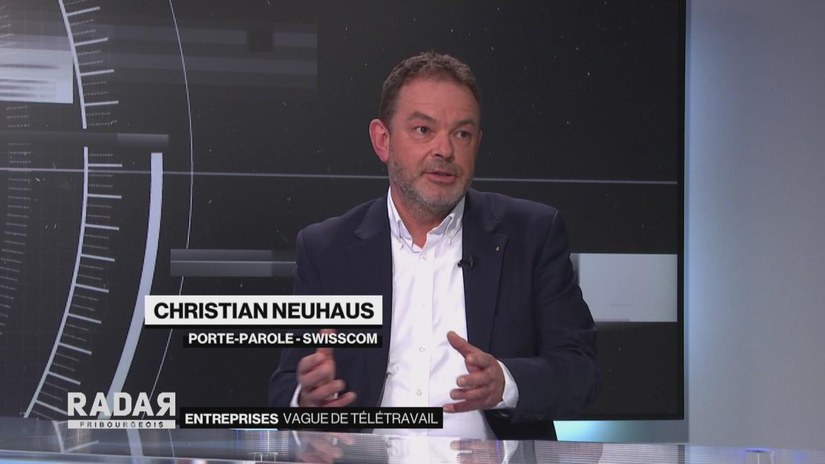 Journal du 26 janvier 2021 - Radar fribourgeois - La Télé